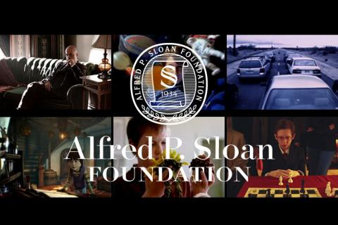 Logo for Alfred P. Sloan Foundation