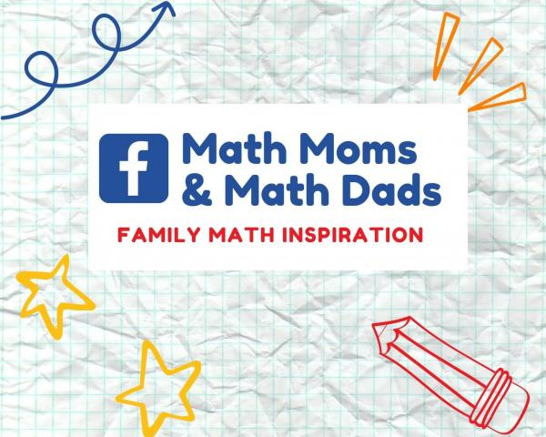 Facebook Group: Math Moms and Math Dads