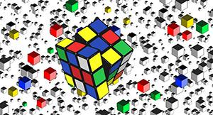 Rubik's Cube and Other Permutation Puzzles (Dr. Matthew Kahle , The Ohio State University)