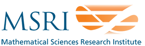 Logo for the Mathematical Sciences Research Institute