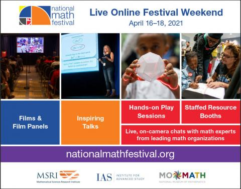 2021 NMF Live Online Weekend
