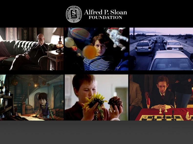 Featured Short Films from Sloan Science & Film