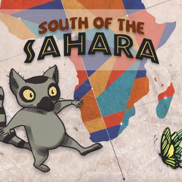 South of the Sahara