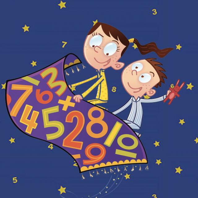 Bedtime Math App & Books
